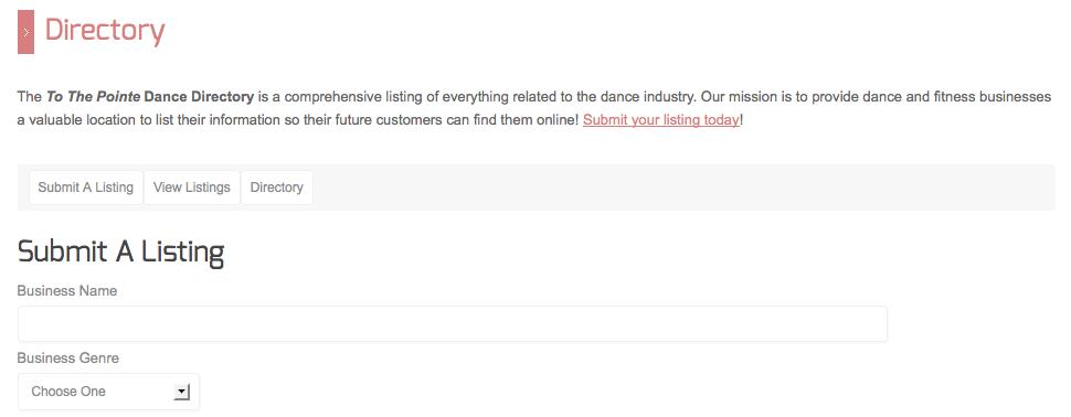 online-dance-directory